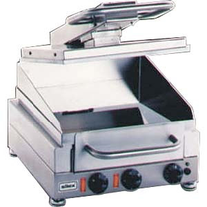 Silex single contactgrill S-140